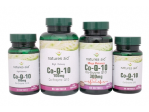 Natures Aid - CO-Q-10 - 30mg (90 Softgels)