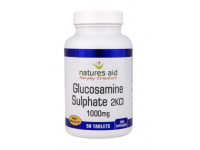 Natures Aid - Glucosamine Sulphate - 1000mg (90 Tabs)