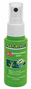 NATURTINT - 3 in one Restructuring Spray (30ml)
