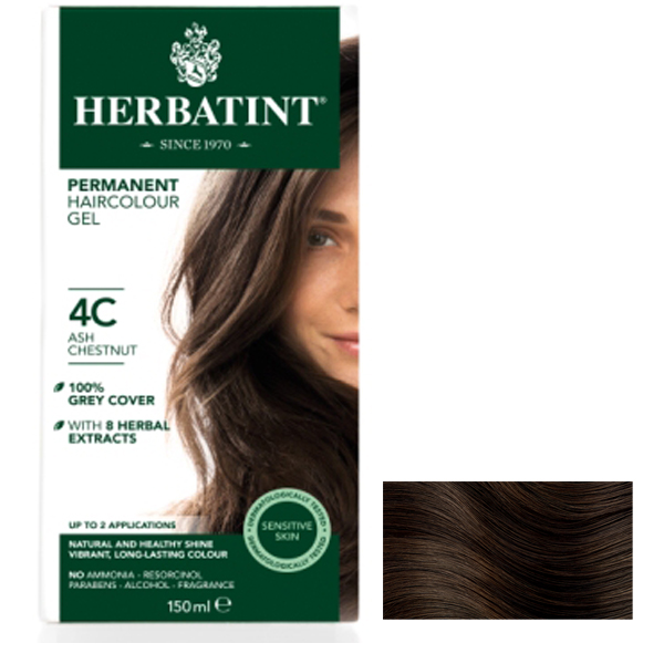 HERBATINT - Ash Chestnut 4C - 150ml