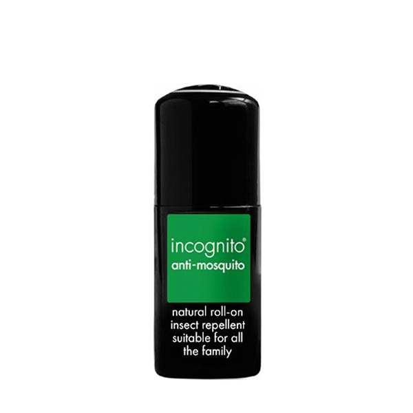 Incognito Anti-Mosquito - Roll-On Insect Repellent (50ml)