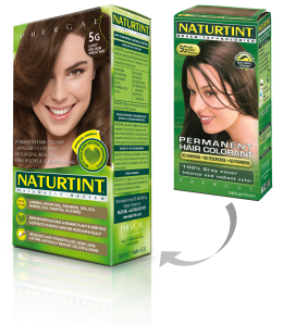 NATURTINT - 5G - Light Golden Chestnut- Permanent  Hair Colourant