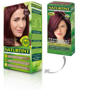 NATURTINT - 5M - Light Mahogany Chestnut - Permanent Hair Colourant