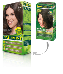 NATURTINT - 5N - Light Chestnut Brown- Permanent  Hair Colourant