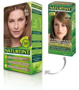NATURTINT - 6G - Dark Golden Blonde- Permanent  Hair Colourant