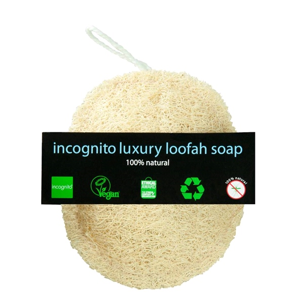 Incognito Anti-Mosquito - Luxury Loofah Soap (115g)