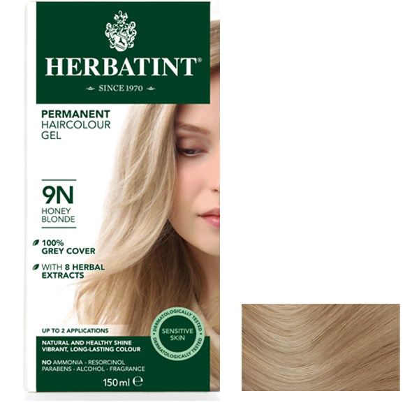 HERBATINT - Honey Blonde 9N - 135ml