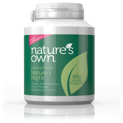 NATURE'S OWN - Nature's Night (80g Powder)
