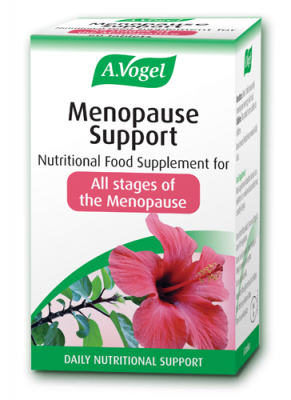 A Vogel - Menopause Support (60 Tabs) - Soy Isoflavones for all stages of the menopause