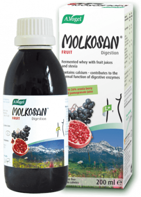 A Vogel - Molkosan® Fruit (200ml) – A prebiotic for good gut bacteria