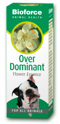 A Vogel - Animal Over Dominant Essence (30ml) - Bach flower remedy for pets