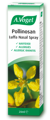A Vogel - Pollinosan Luffa Nasal Spray (20ml) - for hayfever & allergies