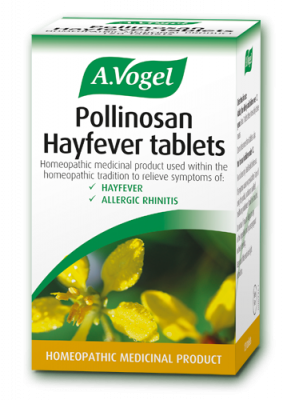 A Vogel - Pollinosan Hayfever Tablets (120 Tabs) - for relief of hayfever and allergic rhinitis