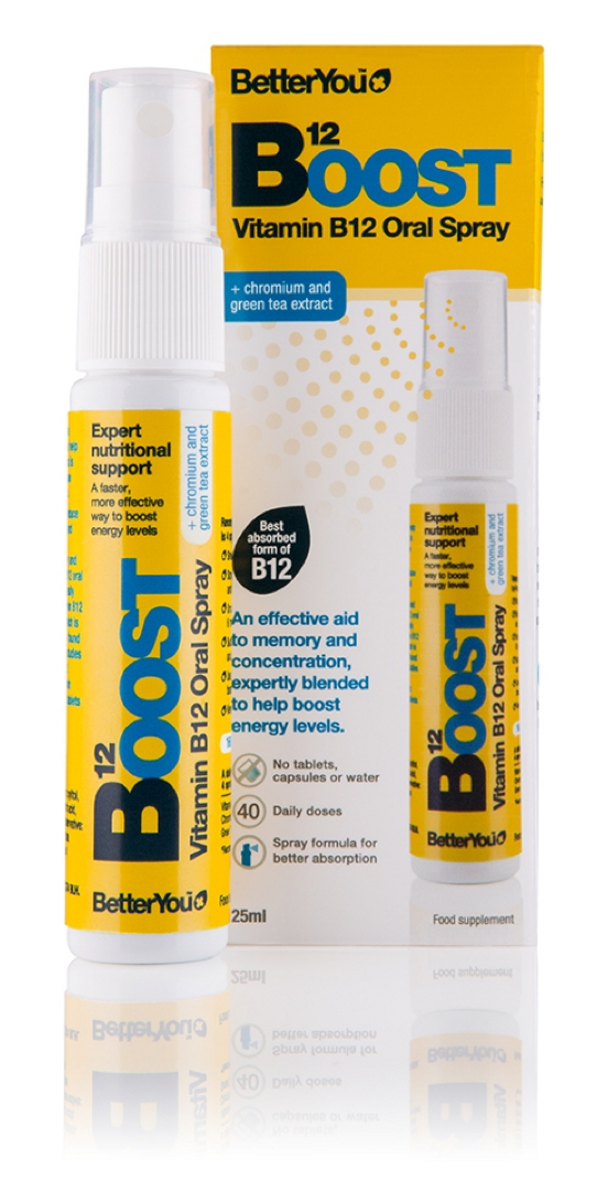 BetterYou - Boost B12 Oral Spray (25ml)