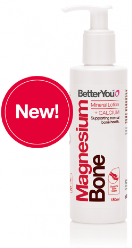 BetterYou - Magnesium Bone Lotion (180ml)
