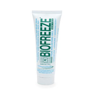 Biofreeze - Pain relieving gel tube (110g)