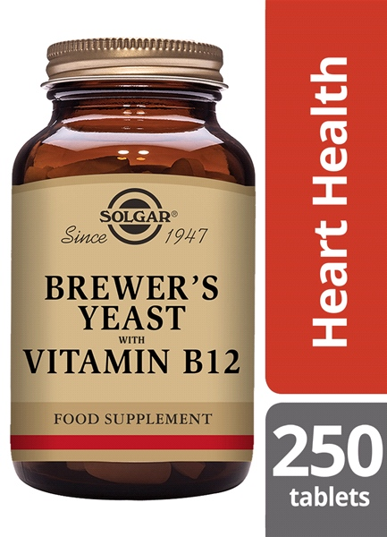 Health aid - Brewers Yeast Tablets (500 tablets)