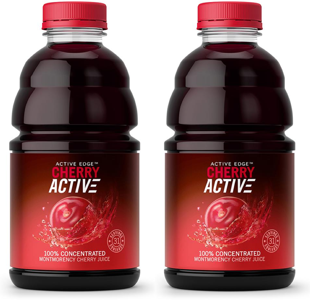 Cherry Active - CherryActive® Concentrate (946 ml  x 2) - Montmorency Cherry Juice