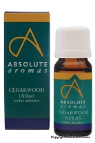 Absolute Aromas - Cedarwood Atlas Oil ( 10ml )