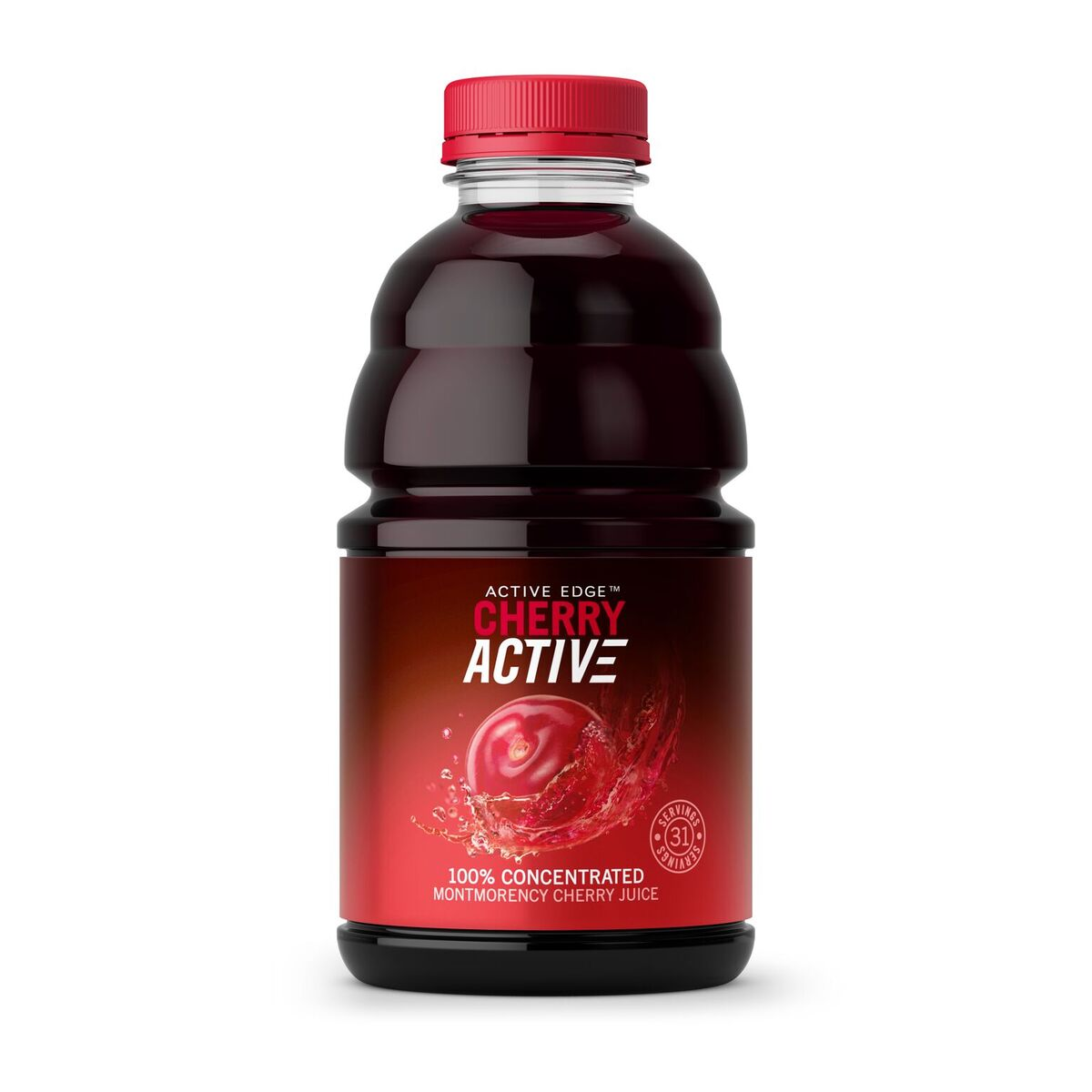 Cherry Active - CherryActive® Concentrate (946 ml x 1) - Montmorency Cherry Juice