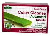Aloe Pura - Colon Cleanse Advanced (60 Tablets)