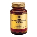 Solgar - DL-Phenylalanine (D.L.P.A.) 500mg (50 Vegicaps)