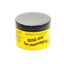 Masons Products - Dog Oil for Massaging (100g)