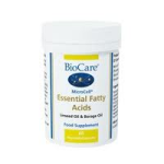 BioCare - MicroCell essential fatty acids (linseed oil and GLA)  Veg caps (60)