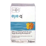 Equazen - Eye Q 500mg (180caps)- improves brain & eye function