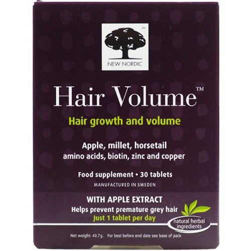 New Nordic - Hair Volume™ (30 Tablets)