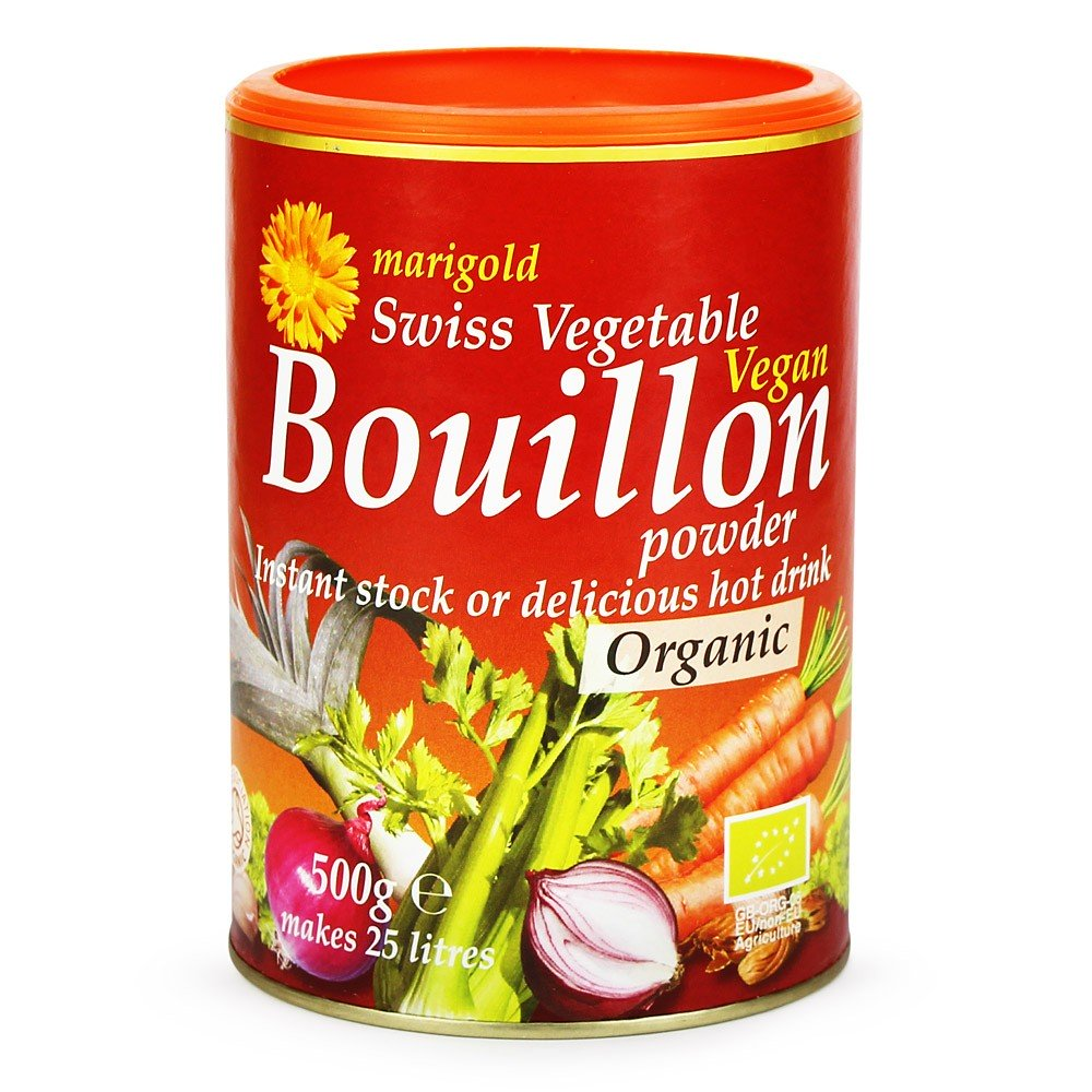 Marigold - Organic Swiss Vegetable Vegan Bouillon Powder (900g)