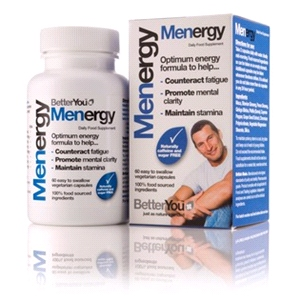 BetterYou - Menergy (60 capsules)