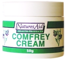 Natures Aid - Comfrey Cream (50g)