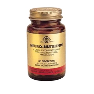 Solgar - Neuro Nutrients (60 Vegicaps)