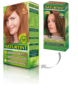 NATURTINT - 7C - Terracotta Blond- Permanent  Hair Colourant