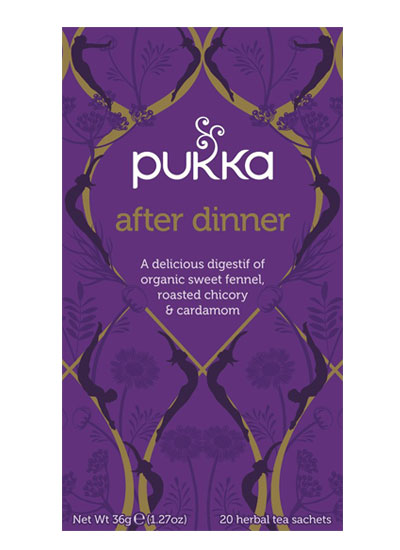 Pukka Herbal Teas - AFTER DINNER TEA (20 sachets)