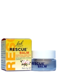 Bach Flower Remedies - Rescue Balm (5g)
