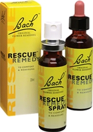 Bach Flower Remedies - Rescue Remedy Spray (20ml)