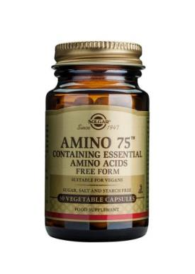 Solgar - Amino 75 (30 Veg Caps) - Multiple Essential Amino Acids