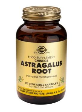Solgar - Astragalus Root (Chinese) - Full Potency (100 V Caps)