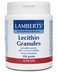 LAMBERTS - Soya Lecithin Granules- 250g Powder