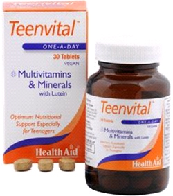 Health aid - Teenvital™(30 tablets)