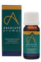 Absolute Aromas - Cedarwood Virginian Oil ( 10ml )