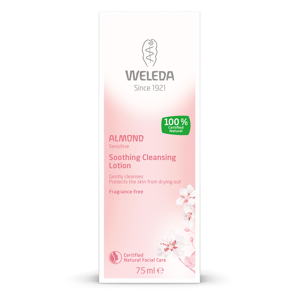 Weleda - Almond Soothing Cleansing Lotion (75ml)