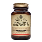 Collagen Hyaluronic Acid Complex - 30 tablets