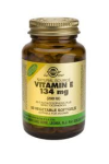 Vitamin E 134mg (200iu) (50 Vegetarian Softgels)