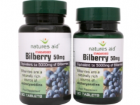Bilberry - 500mg V (30 Tabs)