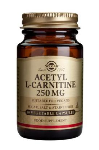 Acetyl-L-Carnitine 250mg (Vcaps 30)