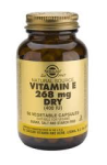Vitamin E 268mg (400iu) Dry (50 Vegicaps)