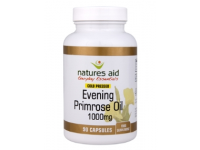 Evening Primrose Oil - 1000mg (9-10% G.L.A.) Cold Pressed- 90 Softgels